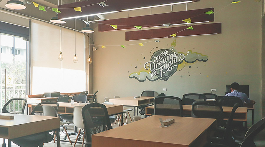 Launchpad coworking Phillippines