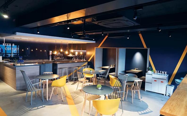 coworking space in Tokyo Blink