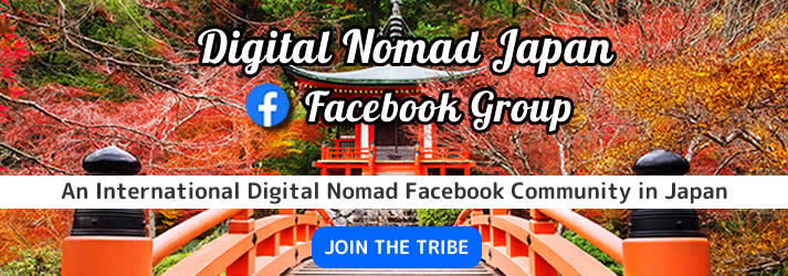 Digital nomads in Japan