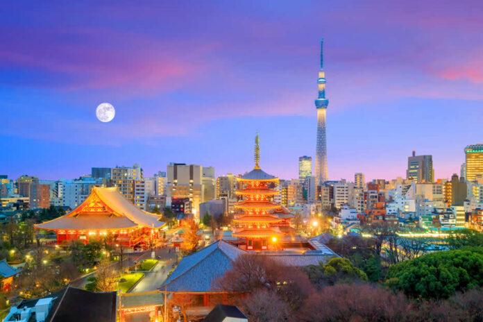 gaijin friendly digial nomads tokyo