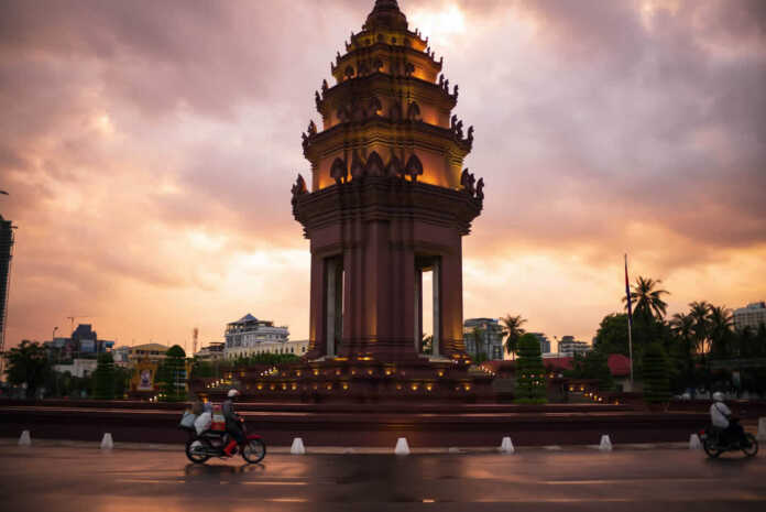 coworking space in Phnom Penh