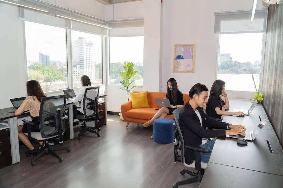 Dreamplex Coworking Space