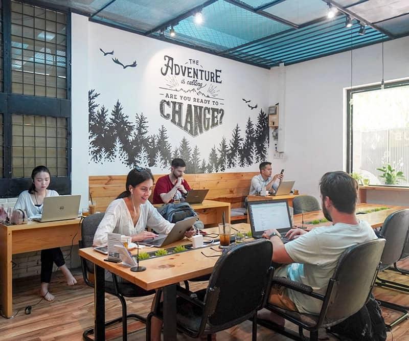 Geekhub coworking space