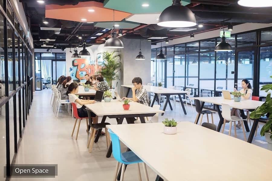 Workyos Coworking Space