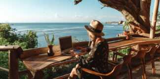 Bali Indonesia Attraction and Coworking spaces