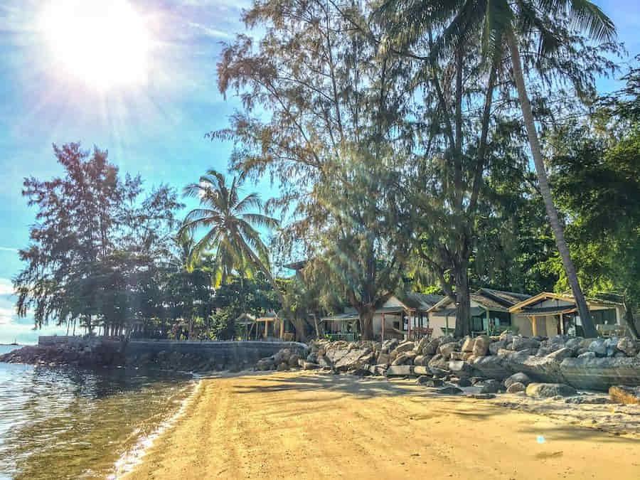 Beachub coworking space in Koh Phangan