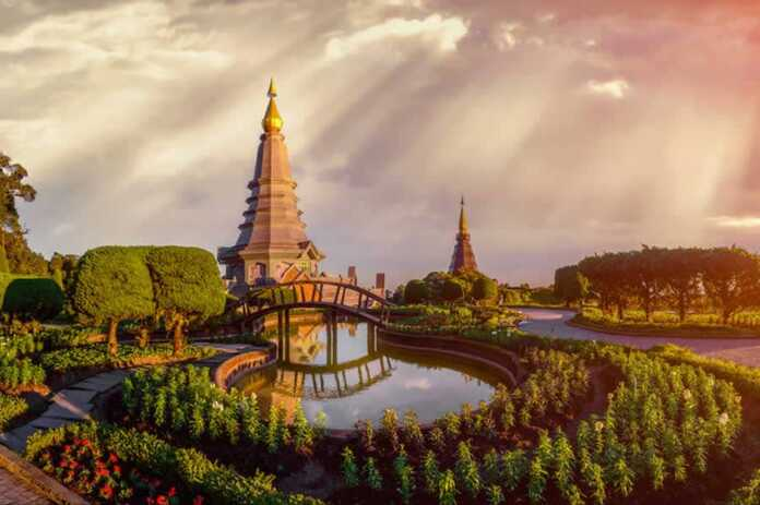 Chiang Mai is a city in mountainous northern Thailand