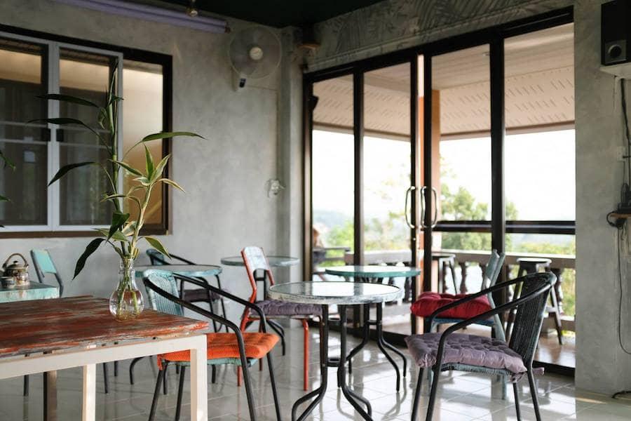 Genesis coworking and coliving space in Koh Phangan