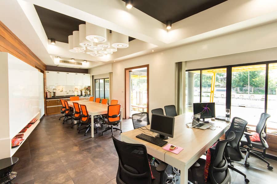 Hub53 Coliving and Coworking Space in Chiang Mai