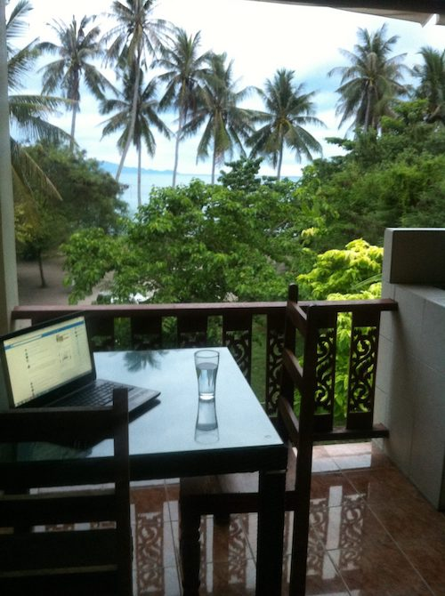 Koh Space coworking and coliving space in Koh Phangan