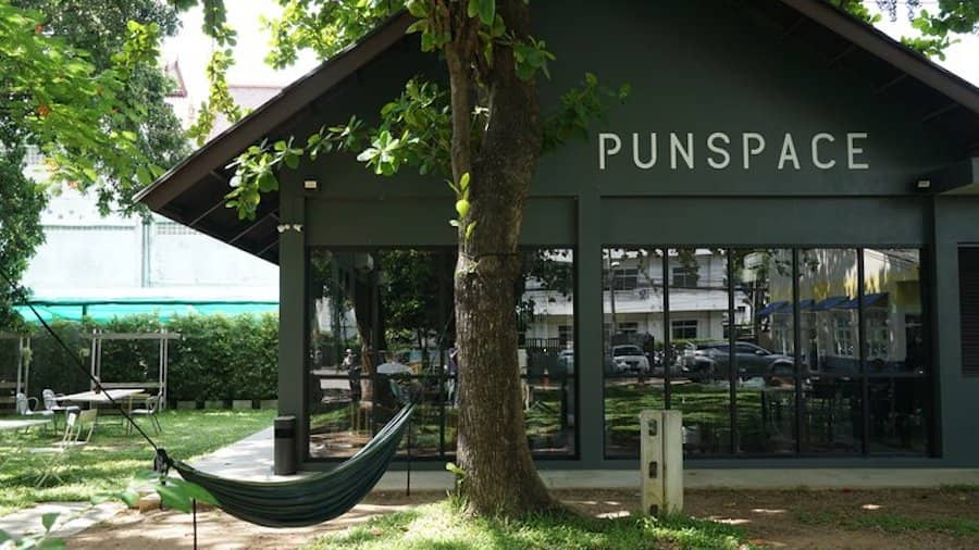 punspace coworking space in chiang mai