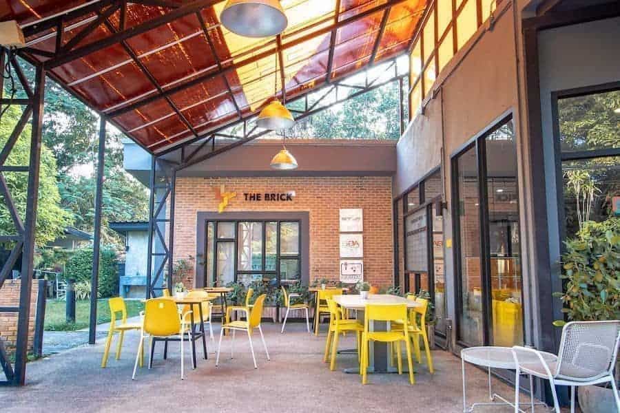 the brick coworking space in chiang mai